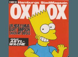 OXMOX präsentiert: The Simpsons Zeichner-Star Stephanie Gladden