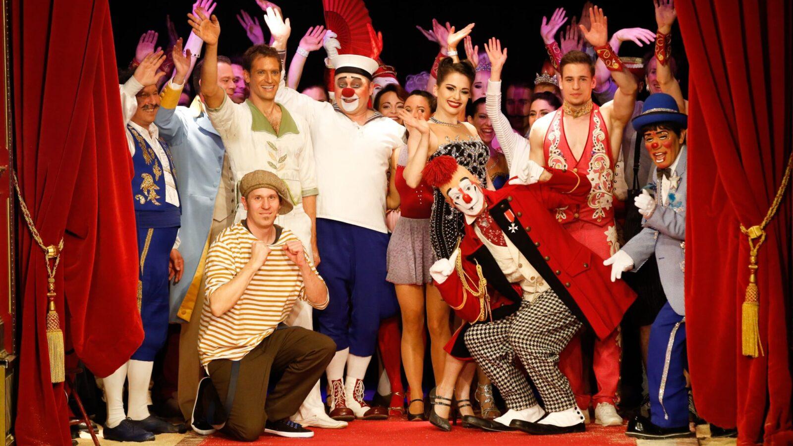 Review: Cirkus Roncalli