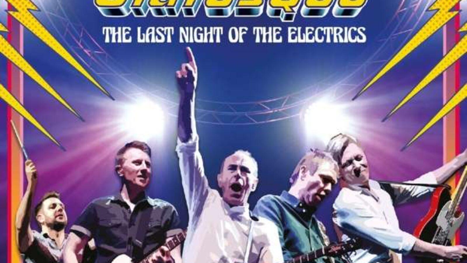 STATUS QUO The Last Night Of The Electrics