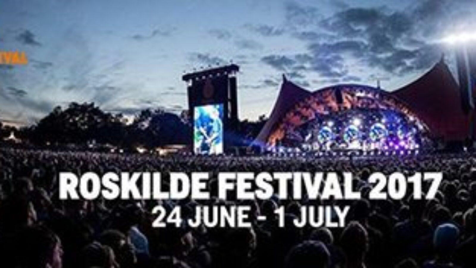 24.06.-01.07. Roskilde Festival
