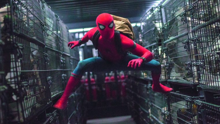 Spider-Man: Homecoming [3D]