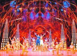 Aladdin, Stage Theater Neue Flora