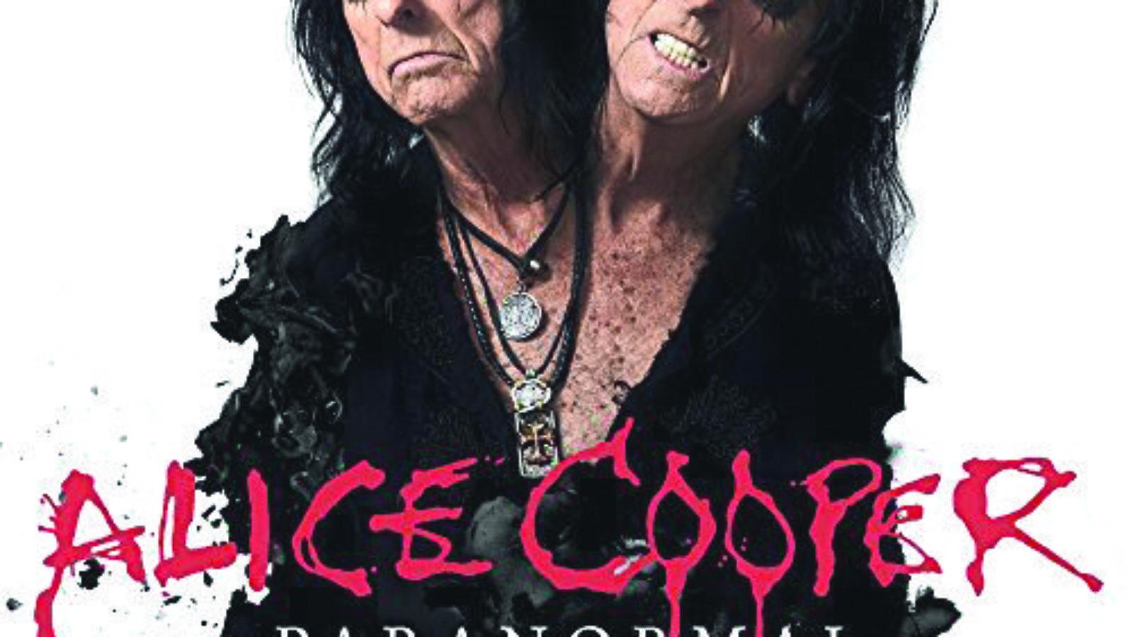 PLATTE DES MONATS: Alice Cooper – Paranormal