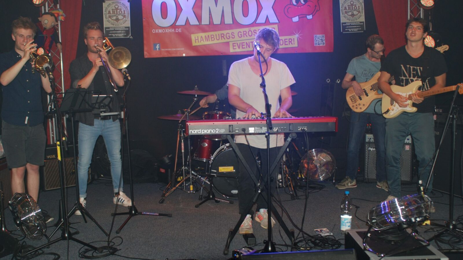 OXMOX PRESENTS: EXKL. FOTOS DES 32. HAMBURG-BANDCONTEST HALBFINALES (06.07.17) – Schmidt – Pop aus Hamburg