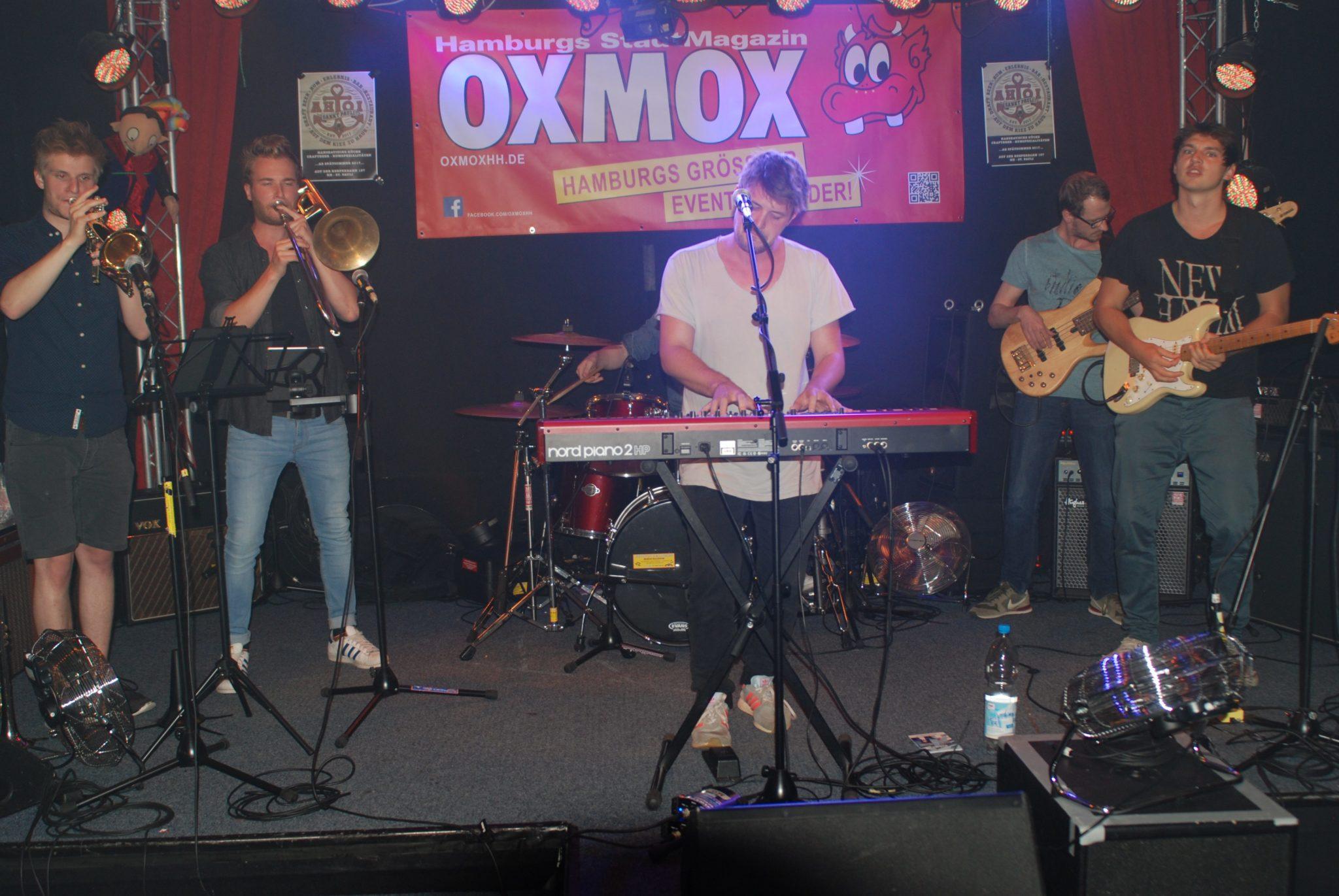 DSC 3277 - OXMOX PRESENTS: EXKL. FOTOS DES 32. HAMBURG-BANDCONTEST HALBFINALES (06.07.17)