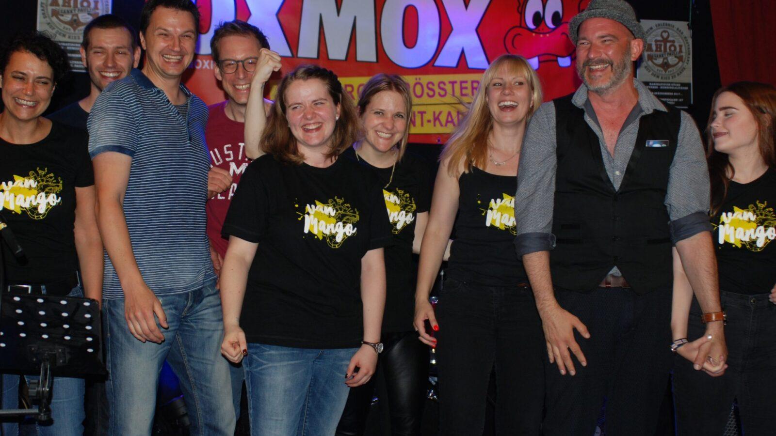 OXMOX PRESENTS: EXKL. FOTOS DES 32. HAMBURG-BANDCONTEST HALBFINALES (06.07.17)