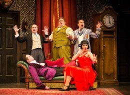 The Play That Goes Wrong, ab 21.08., St. Pauli-Theater
