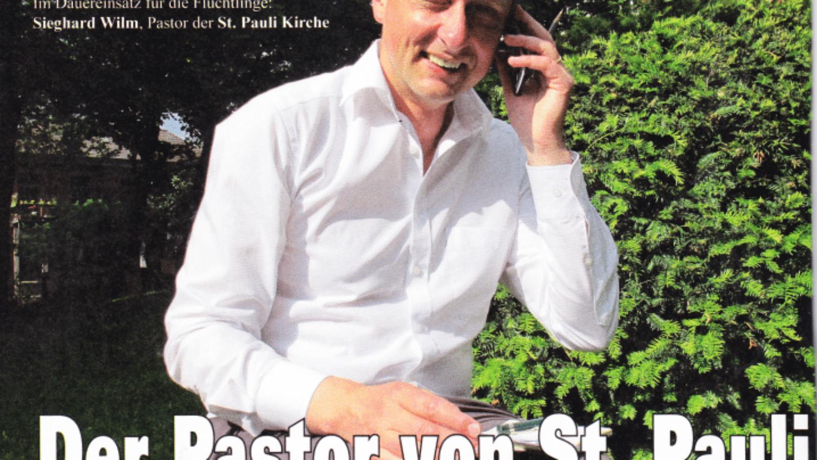 Der Pastor von St. Pauli Hilflose Regierende, Helfende Bürger