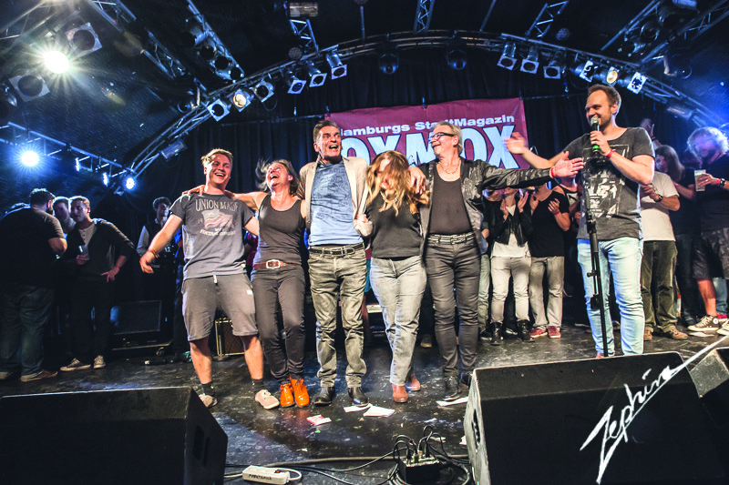 Fools Paradise 32. Hamburg-Bandcontest - Finale