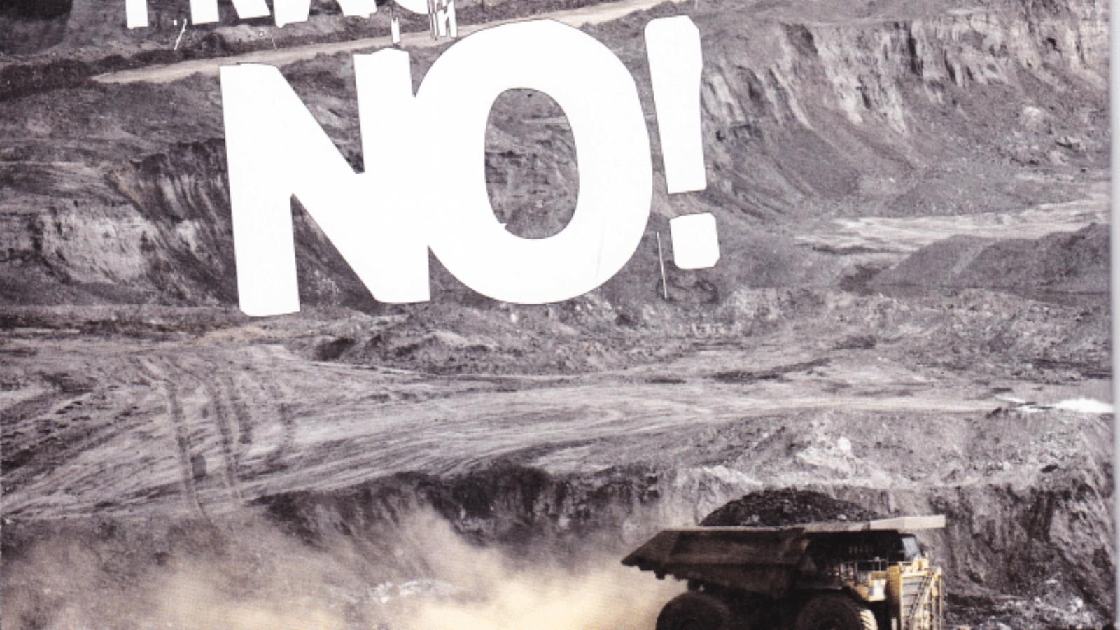 Fracking No!
