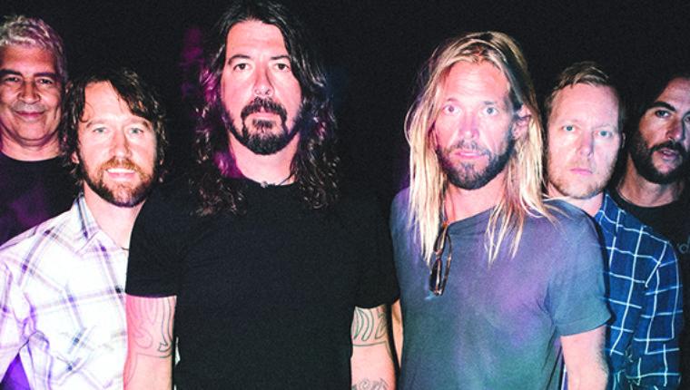 OXMOX - Exklusiv-Interview: Foo Fighters