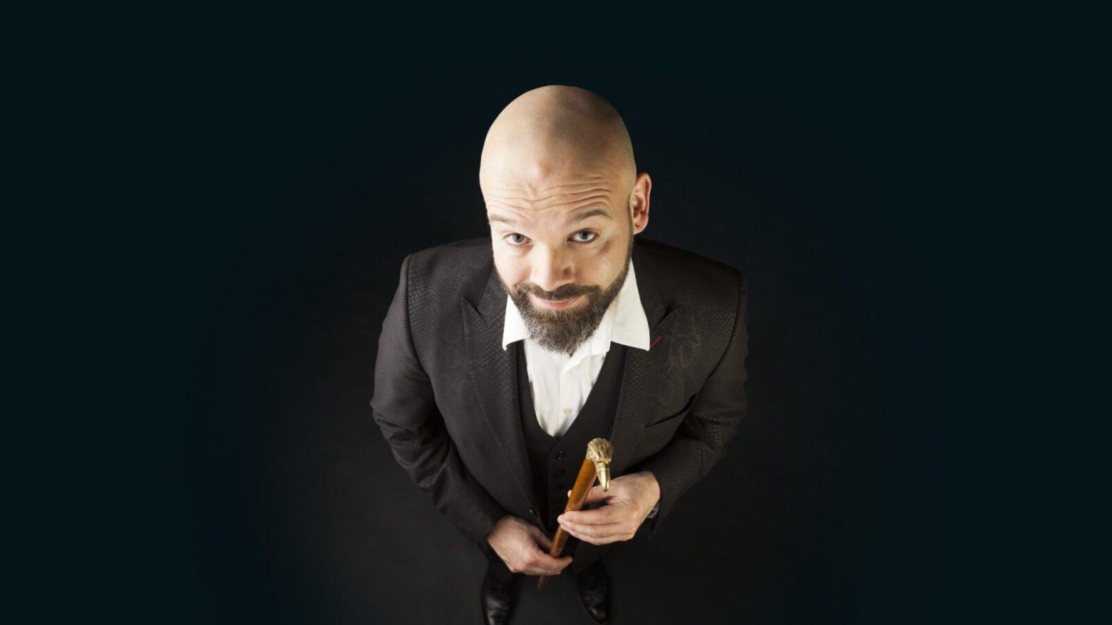 OXMOX – Hypnose-Special mit Adam Weiss