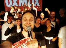 OXMOX Präsentiert: 32. HAMBURG-BANDCONTEST – Finale