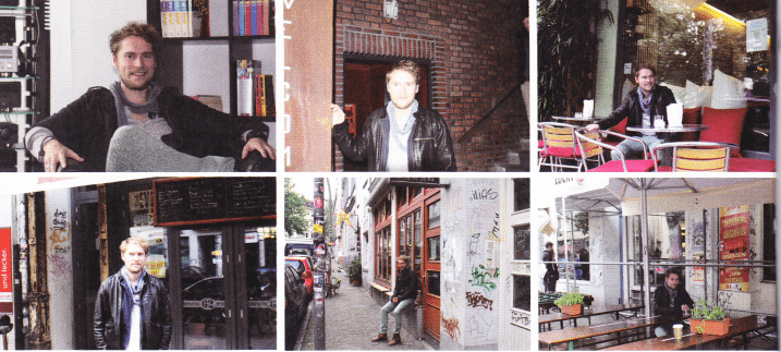 johannesordinglocations - City-Tour mit Johannes Oerding