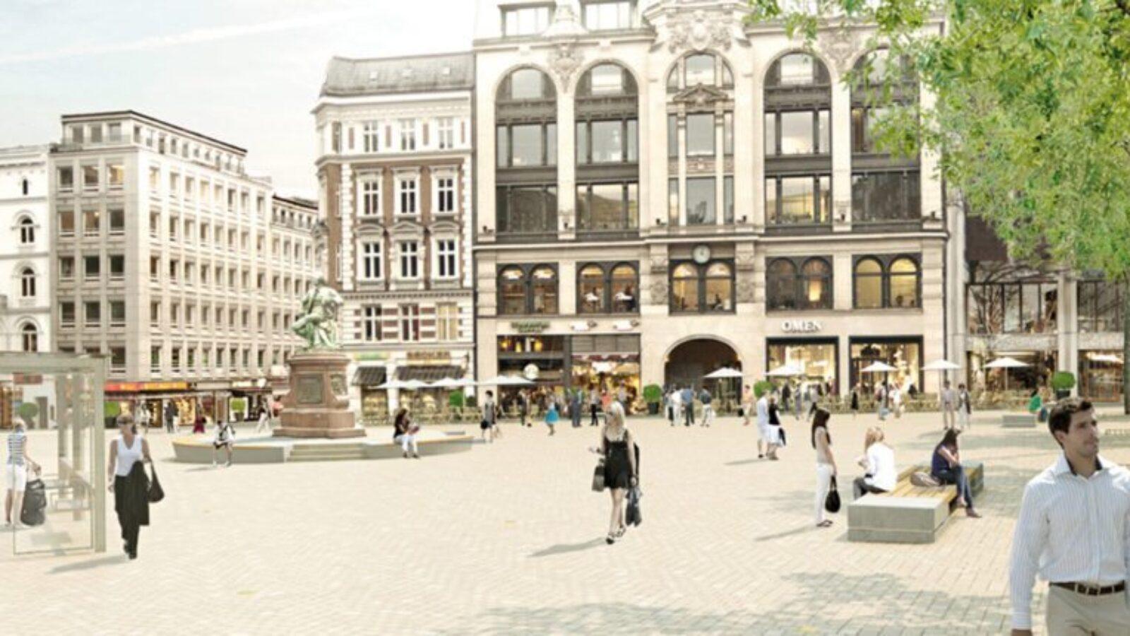 Ausgeh-Tipp am 29.09.: Eröffnung des neuen Quartiers Gänsemarkt