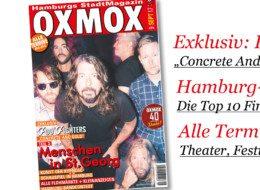 OXMOX-Titel September