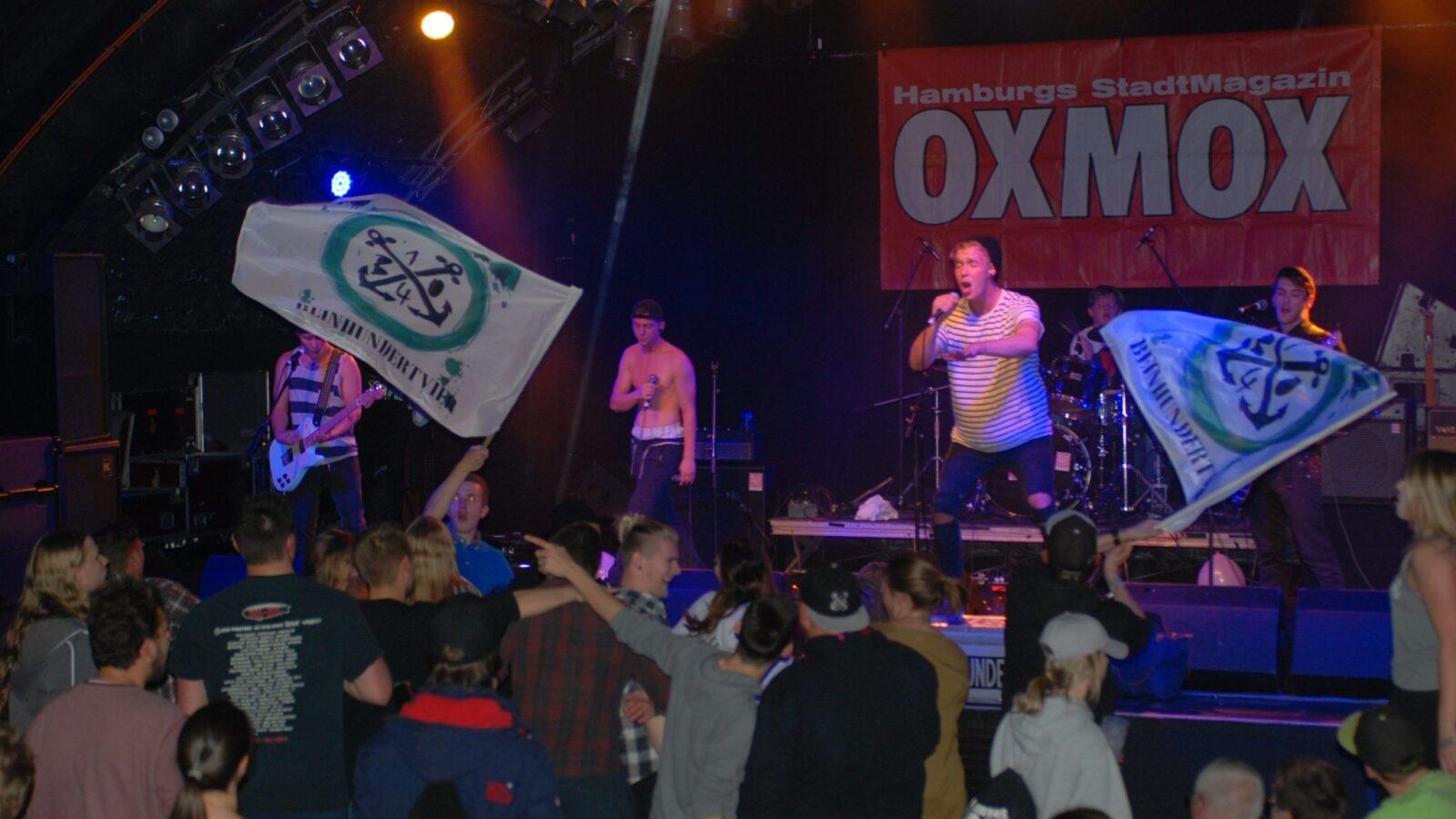 OXMOX PRESENTS: EXKL. FOTOS DES 32. HAMBURG-BANDCONTEST FINALES (12.10.17)