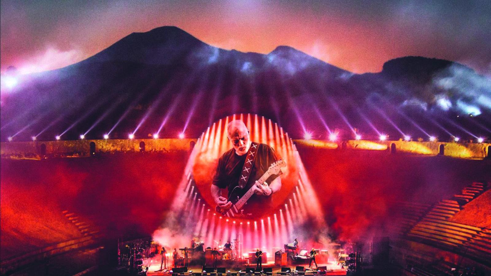 Beste Platte des Monats: David Gilmour – Live In Pompeii