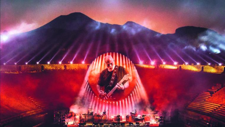 Beste Platte des Monats: David Gilmour - Live In Pompeii