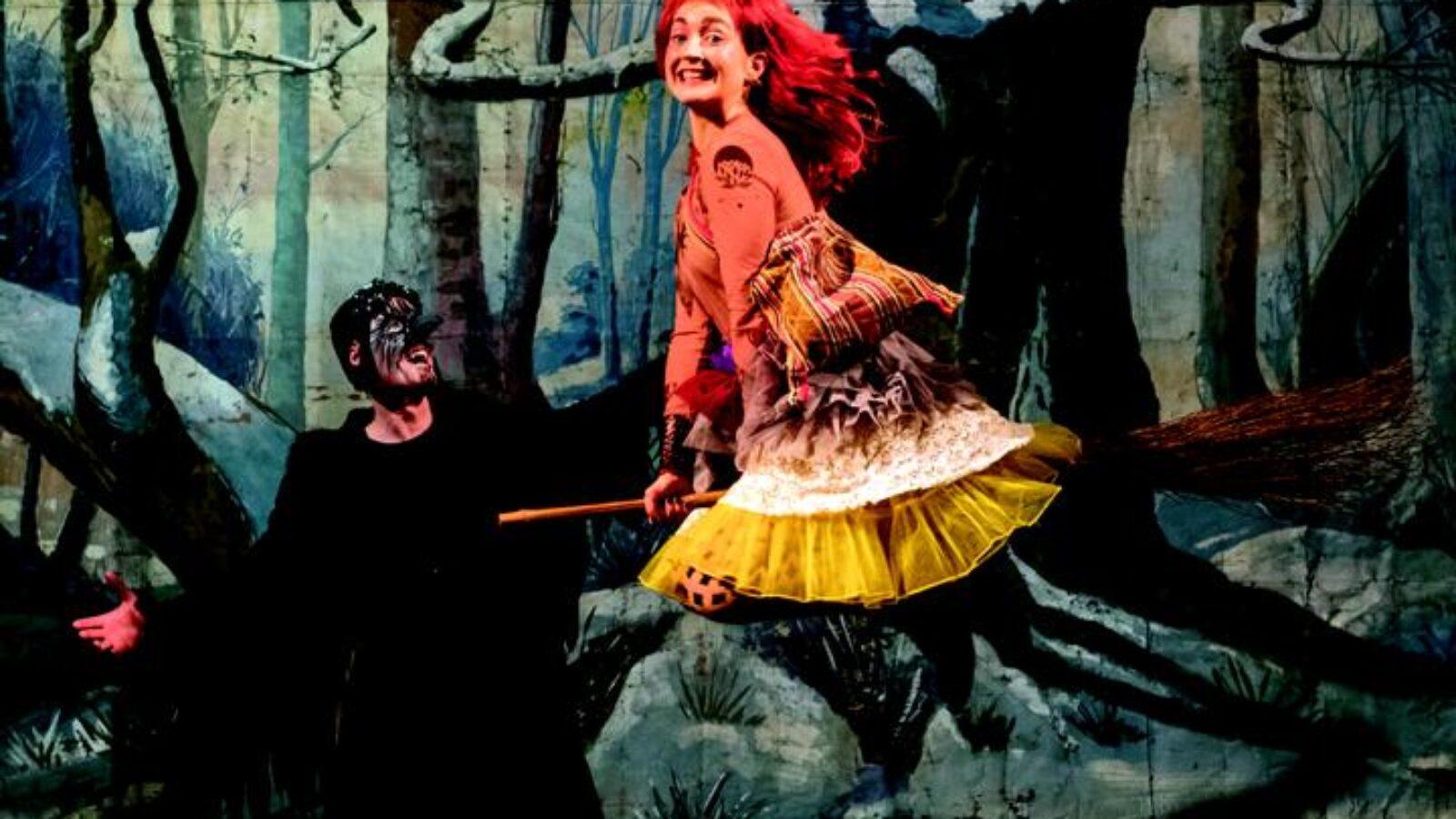 Die Kleine Hexe - St.Pauli Theater