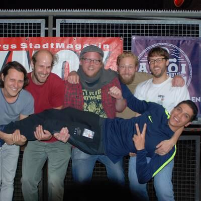 OXMOX Hamburg Bandcontest Finale 2017 Erika 11 400x400 - OXMOX PRESENTS: EXKL. FOTOS DES 32. HAMBURG-BANDCONTEST FINALES (12.10.17)