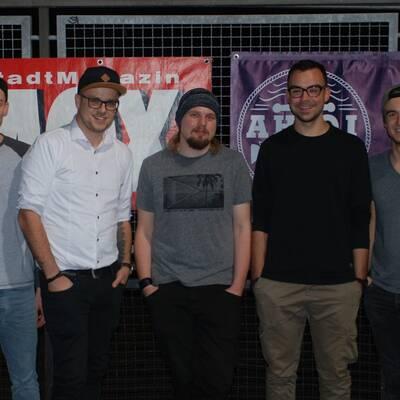 OXMOX Hamburg Bandcontest Finale 2017 StandBild 23 400x400 - OXMOX PRESENTS: EXKL. FOTOS DES 32. HAMBURG-BANDCONTEST FINALES (12.10.17)