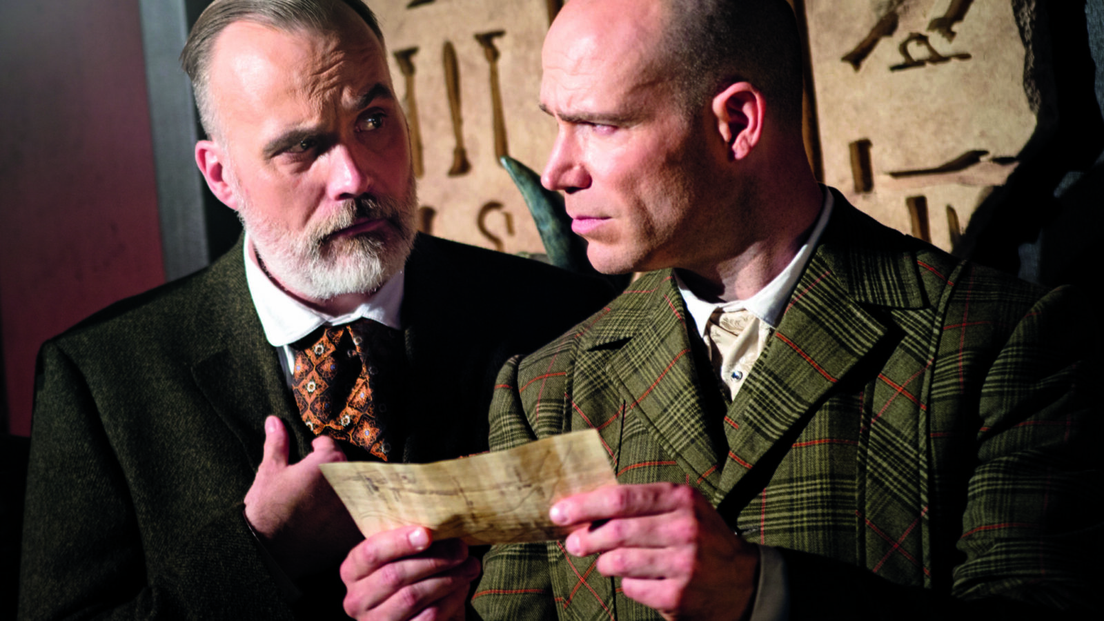 Theater-Tipp: Sherlock Holmes: Der Fluch des Pharao, ab 08.09., Imperial Theater
