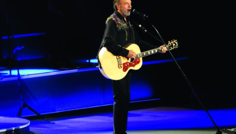 Neil Diamond - 26.09., Barclaycard Arena