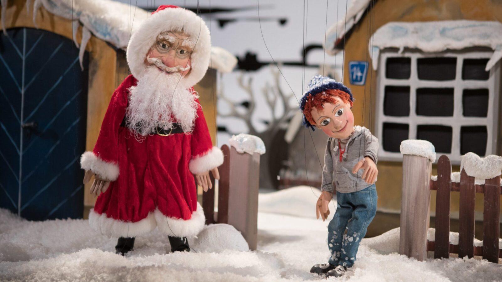 Kinostart: Als der Weihnachtsmann vom Himmel fiel