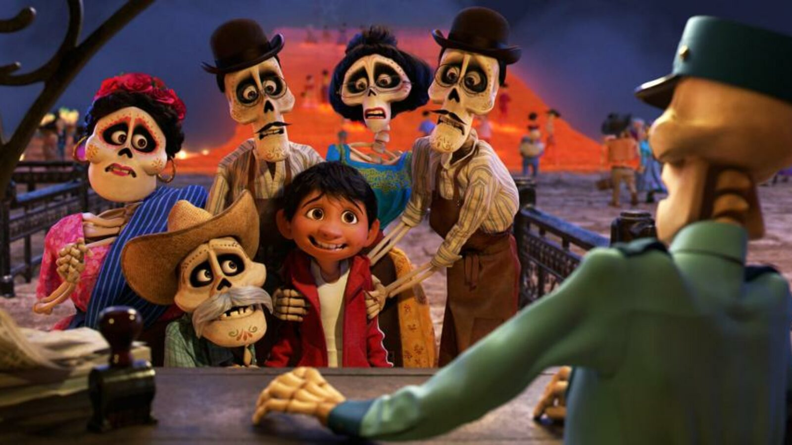 Kinostart: Coco – Lebendiger als das Leben [3D]