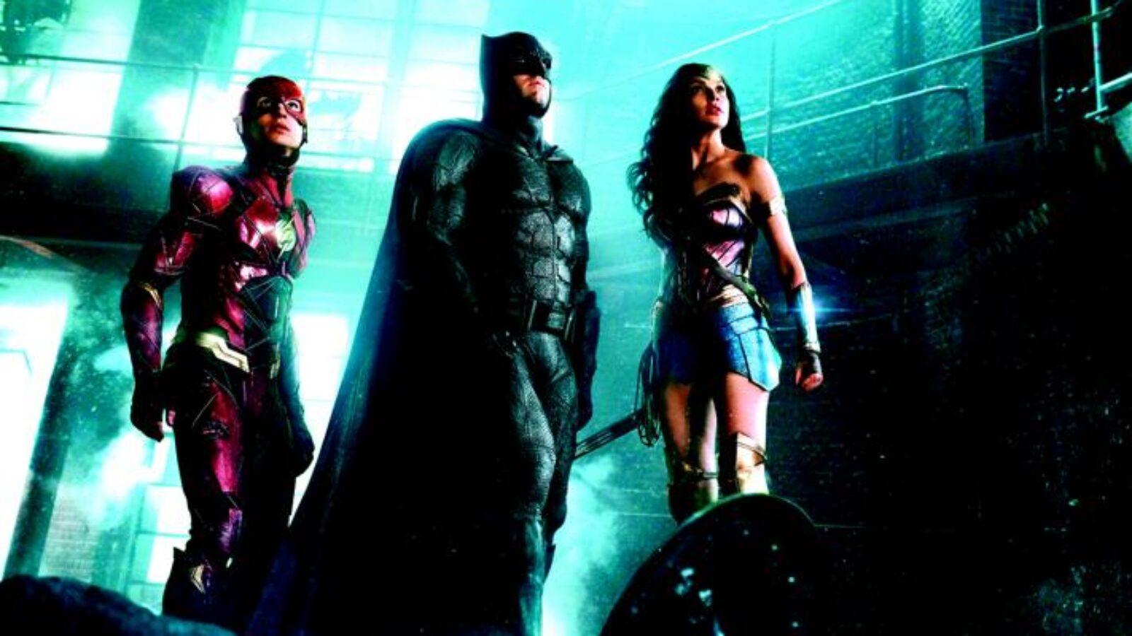 Kinostart: Justice League