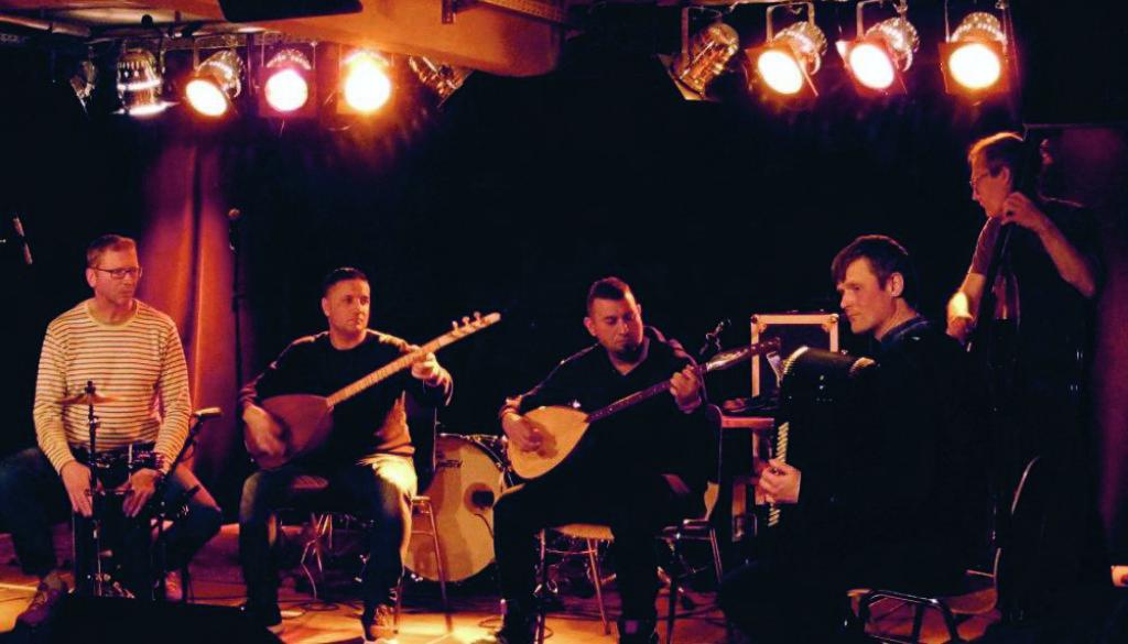 KulturWinterKaltehofe, Ensemble Klangbilder