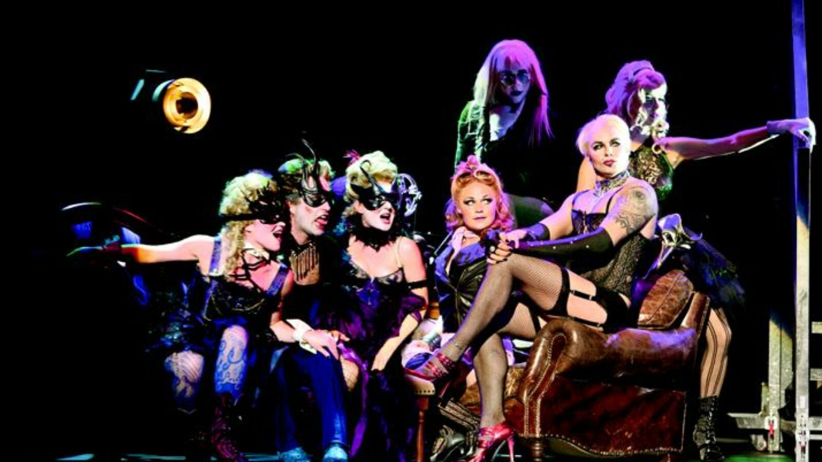 OXMOX präsentiert: Rocky Horror Show, 21.-25.11., Mehr! Theater