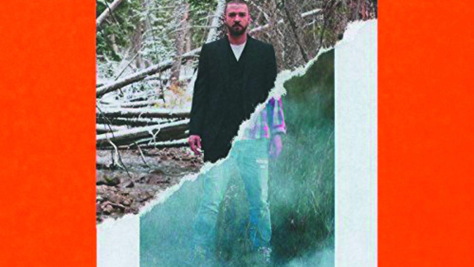 Justin Timberlake Man Of The Woods