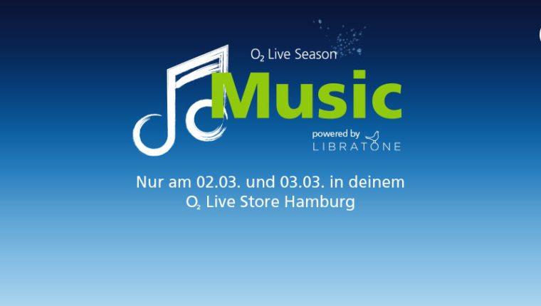 o2 Live Music Season powered by Libratone