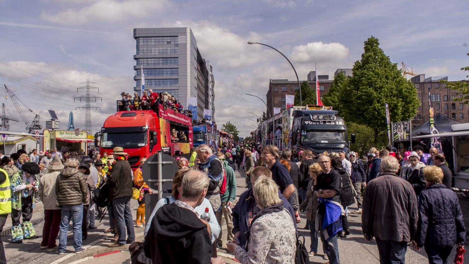 OXMOX präsentiert: Discomove 19.05., Harburger Binnenhafen