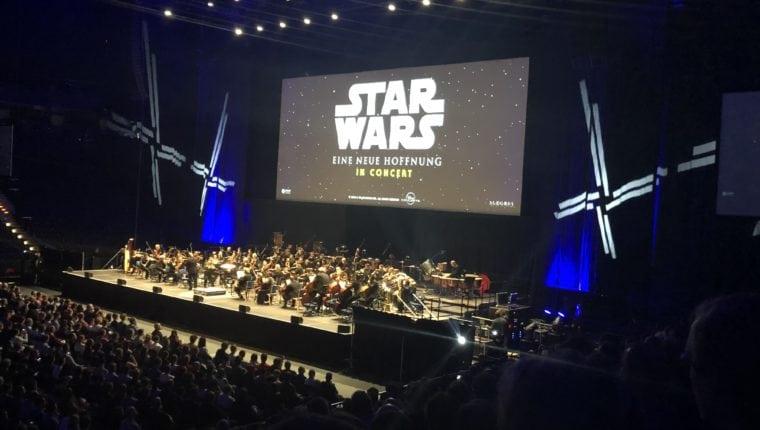 Star Wars In Concert 08.04., Barclaycard Arena