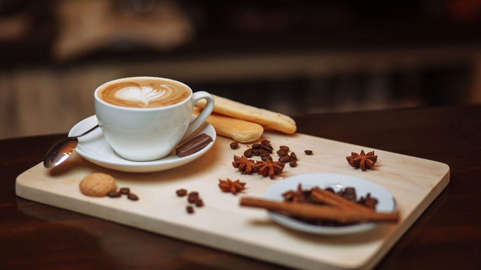 Kaffee zum Aufschieben, bitte!
