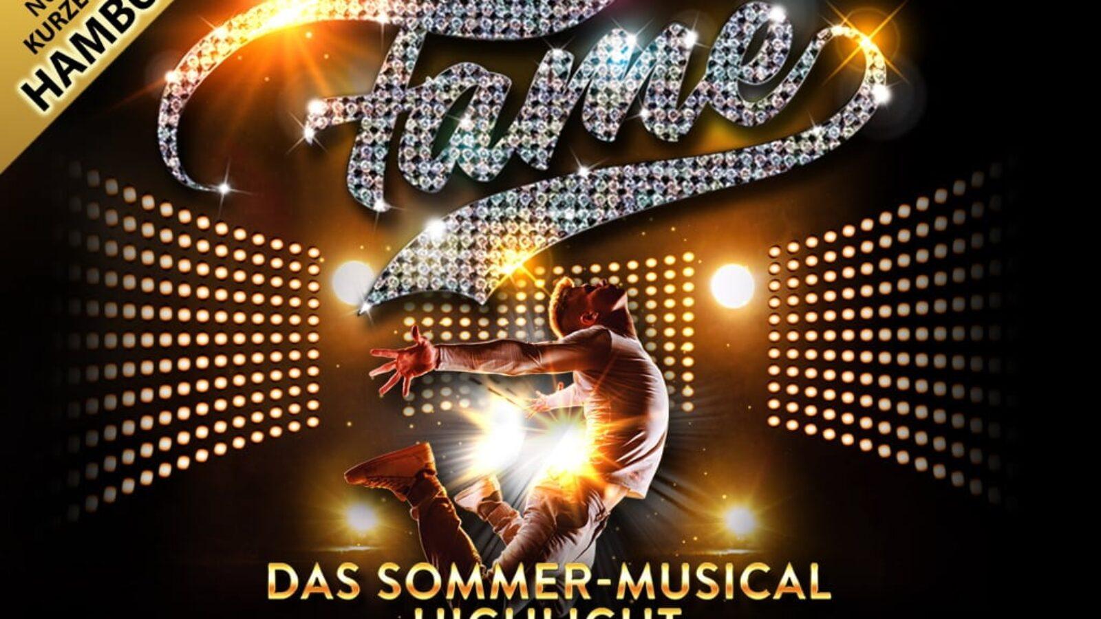 Fame: Der Weg zum Ruhm  16.06.-11.07., Theater First Stage