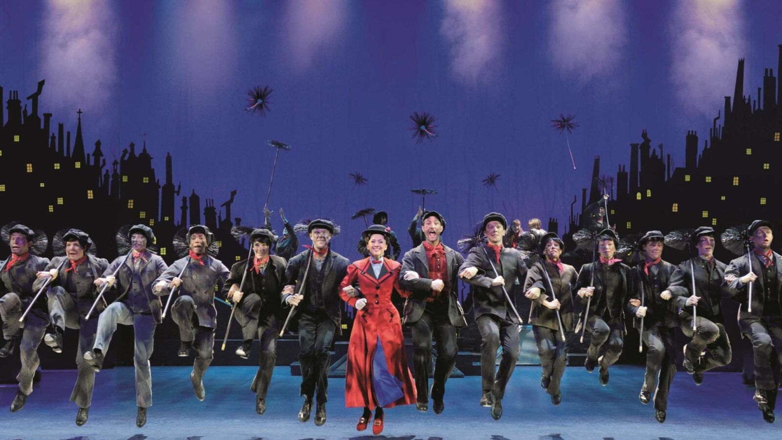 Mary Poppins Stage Theater an der Elbe