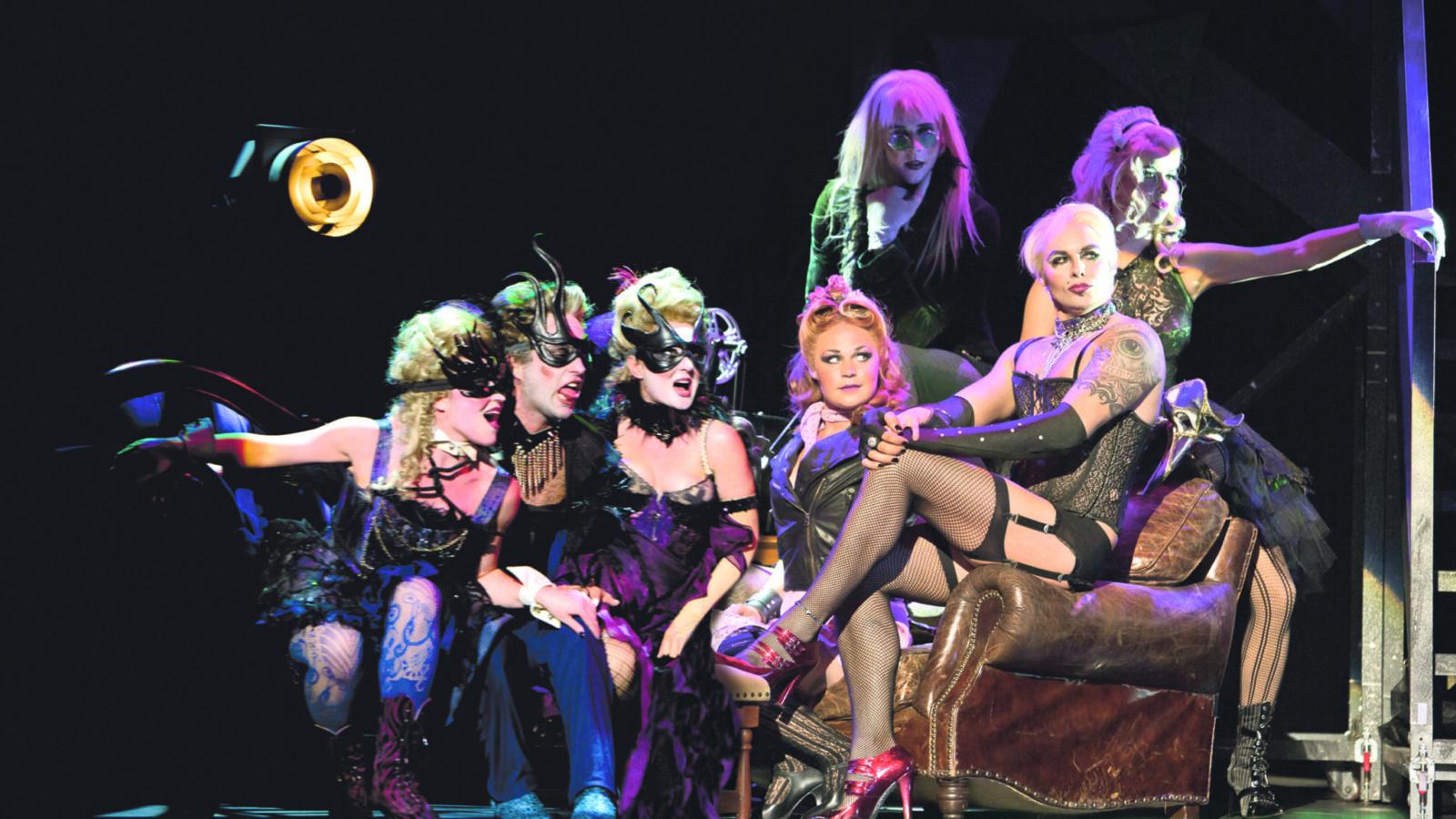 OXMOX präsentiert:  Rocky Horror Show  15.-17.06., Mehr! Theater