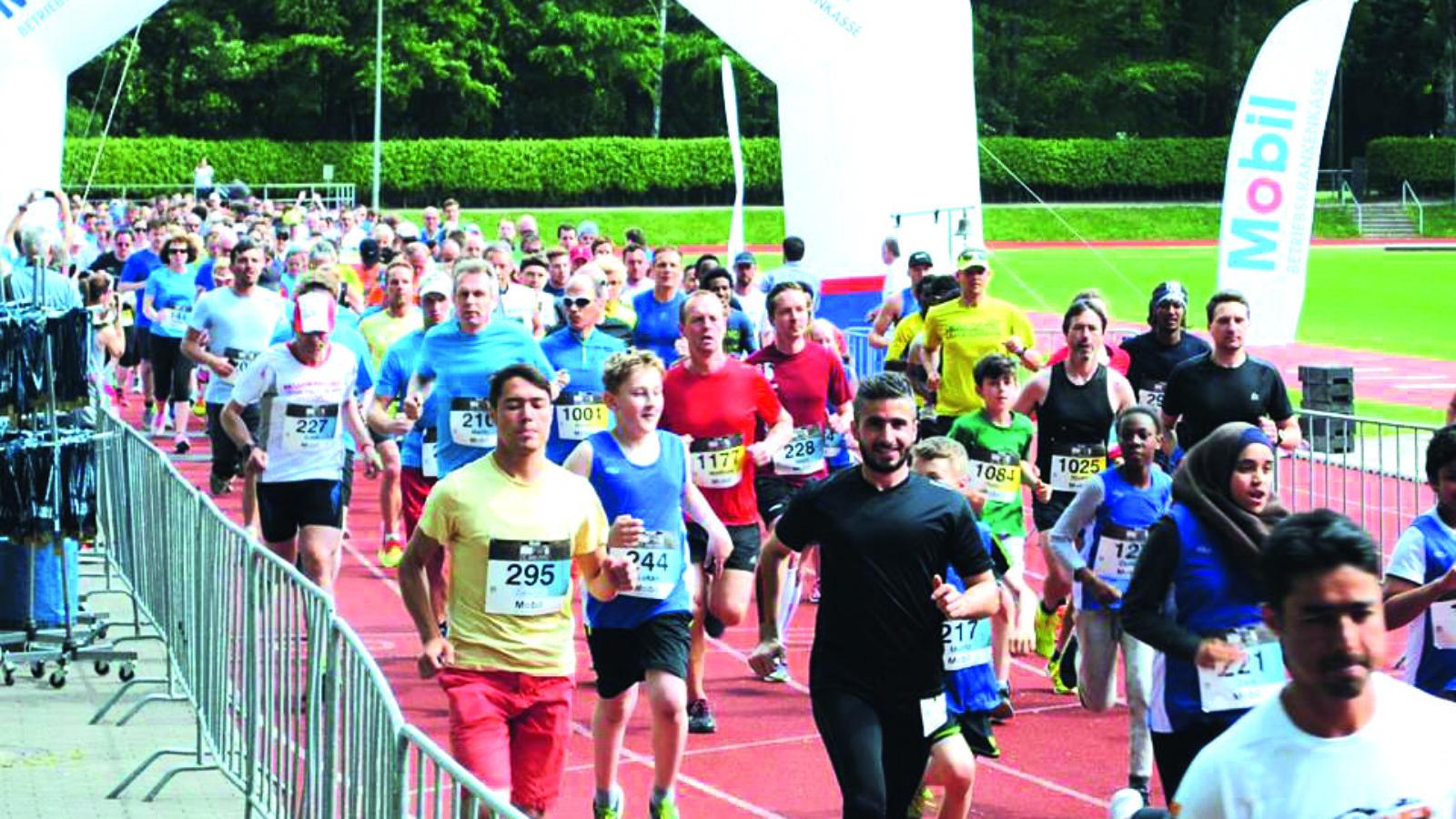 Sport und Spaß beim RUN FUN DAY