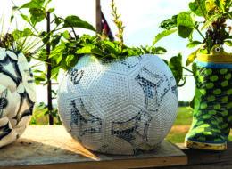 Guerilla-Gardening - Gärtnern in der Stadt