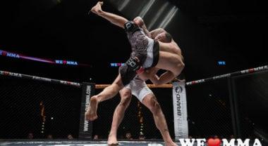 OXMOX präsentiert: We Love MMA – 24.11. – Barclaycard Arena