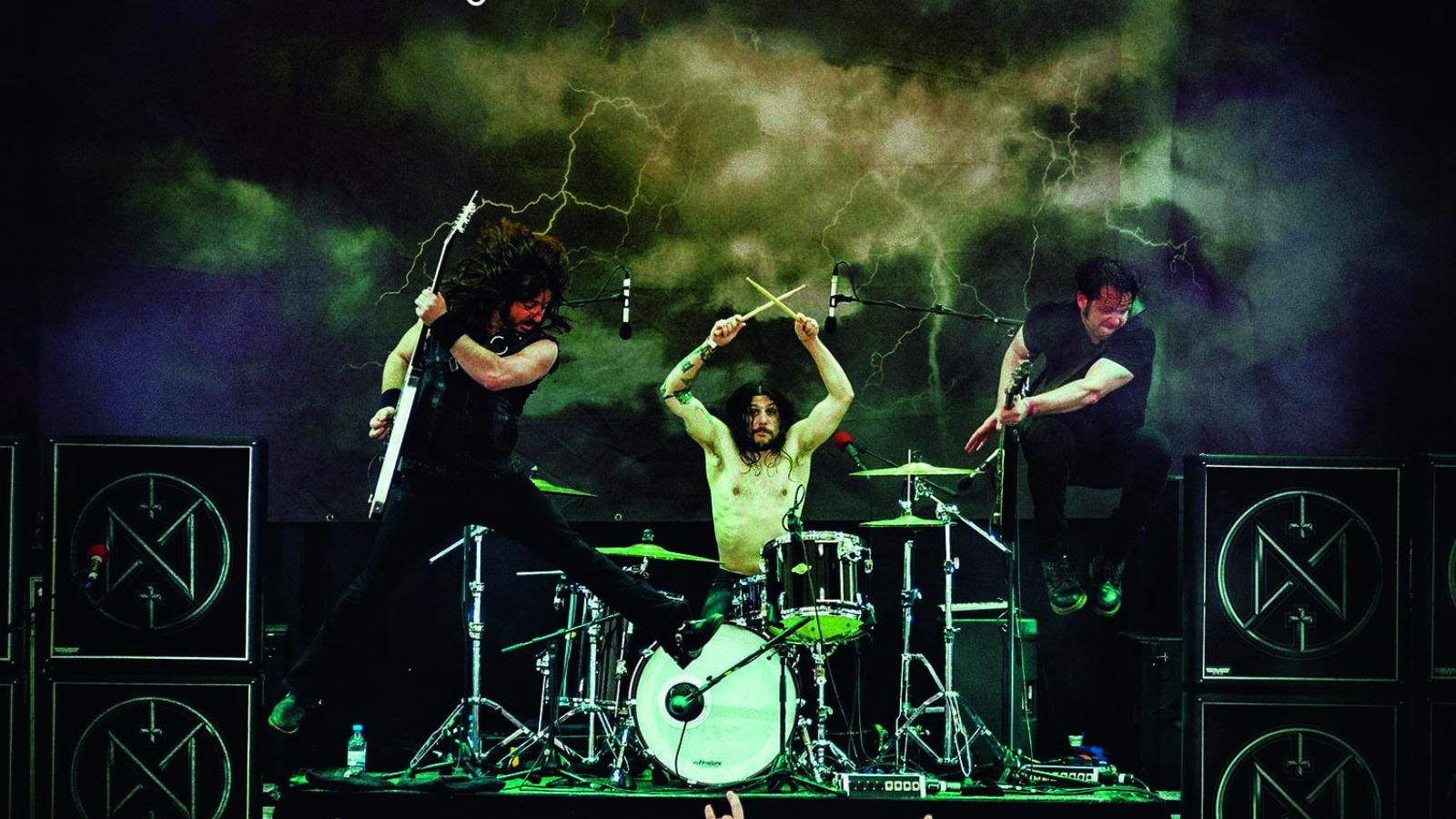 CD-Tipp: Night Demon – Live Darkness