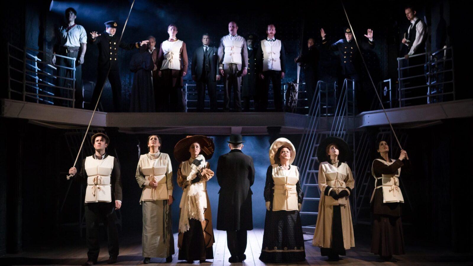 Verlosung: Titanic – das Musical