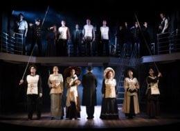 Verlosung: Titanic - das Musical
