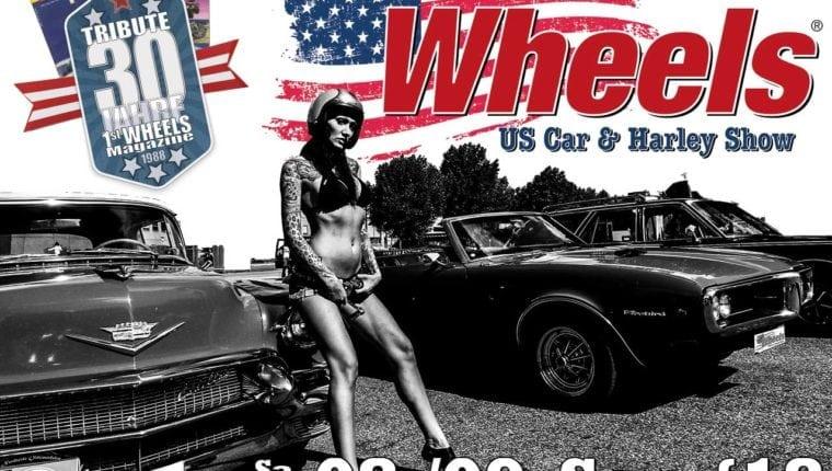 Wheels US-Car und Harley Show