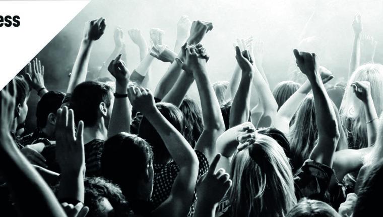 """Cool Nights"" Musikexpress Klubtour 2018 mit Wodka Gorbatschow"