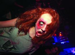 Hui Buh Halloween 30.10., Club Hamburg